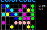 snippet of ColorCode board
